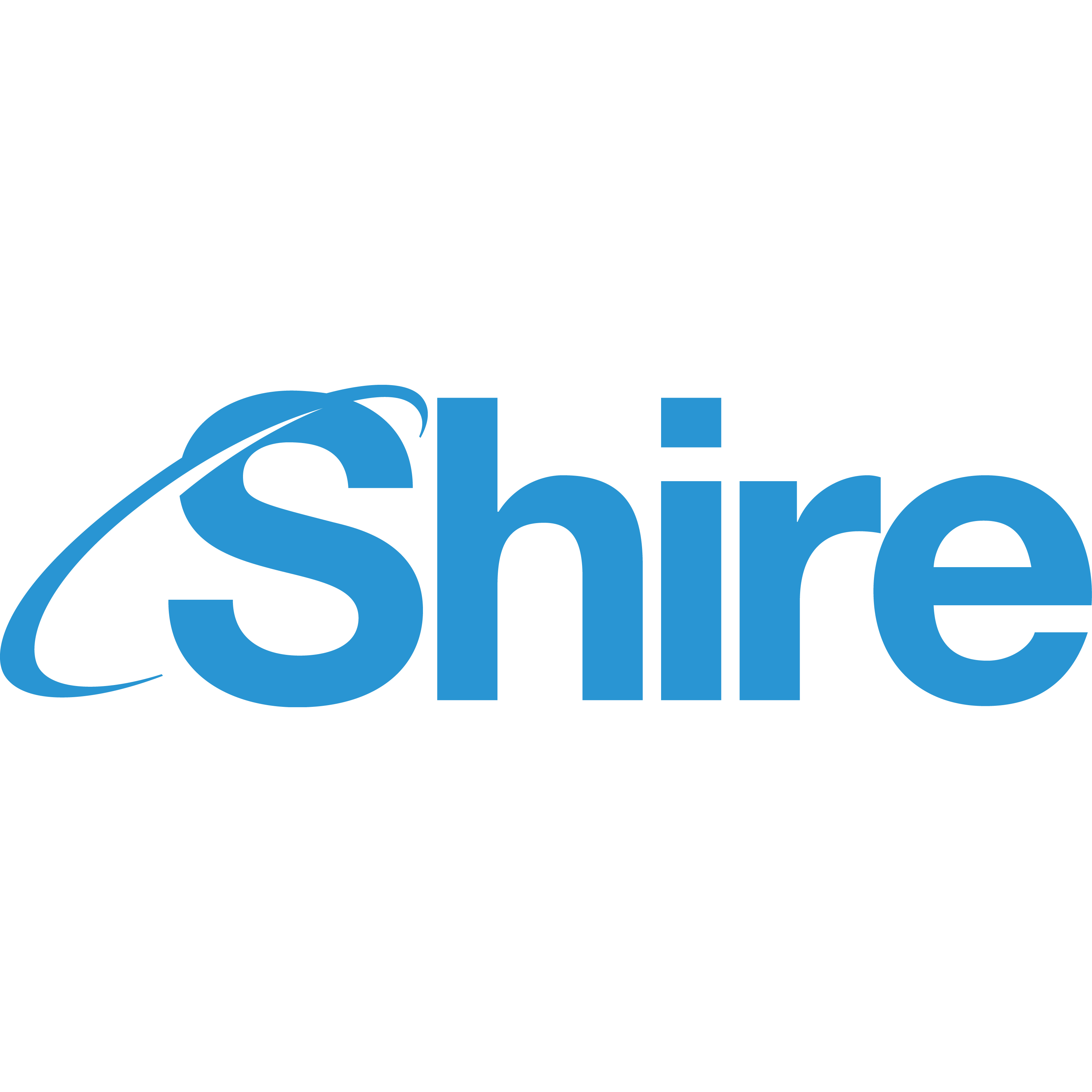 Shire Logo Blue